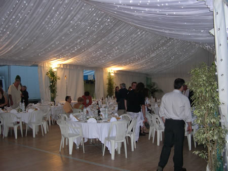 photo10 - Voile Hivernage Mariage